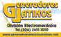 GENERADORES ELÉCTRICOS LATINOS S.A