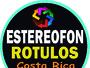 RÓTULOS LETRAS CORPOREAS - ESTEREOFON 3 D EN COSTA RICA – 83477827