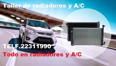 Autoclima radiadores y aire aco0ndicionado uruca san - Radiadores de aire ...