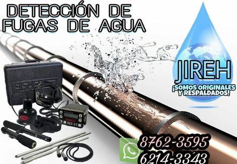 detección de fuga de agua jireh 87623595