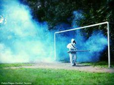 Fumigadora Orgánica Control de Plagas DNT