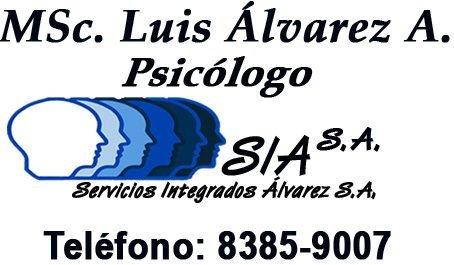 MSc. Luis Álvarez Alvarado