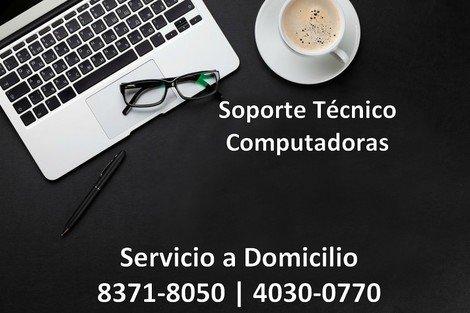 Reparación de Computadoras y Laptops San Pedro