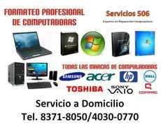 Reparación de Computadoras y laptops en San Pedro