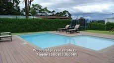 Escazu casa venta $590.000 Woodbridge bienes raices Costa Rica