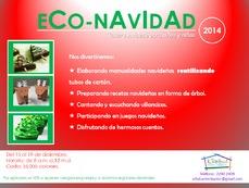 Taller Navideño para niños y niñas: ECO-Navidad