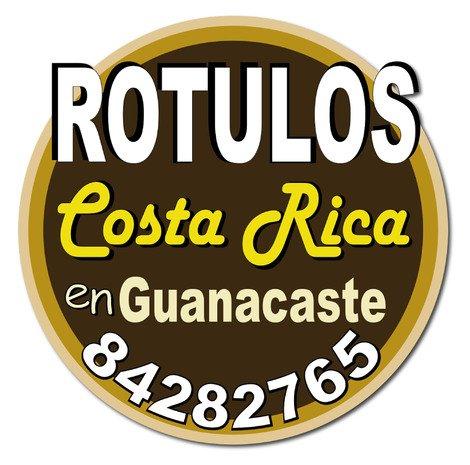 RÓTULOS en GUANACASTE Costa Rica Sucursal 8428-2765