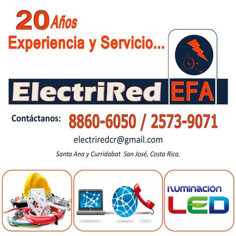 Electrired Costa Rica Electricidad y Redes...