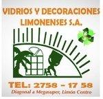 Vidrios Limonenses