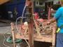 perforación de pilotes, piezometros y pozos.